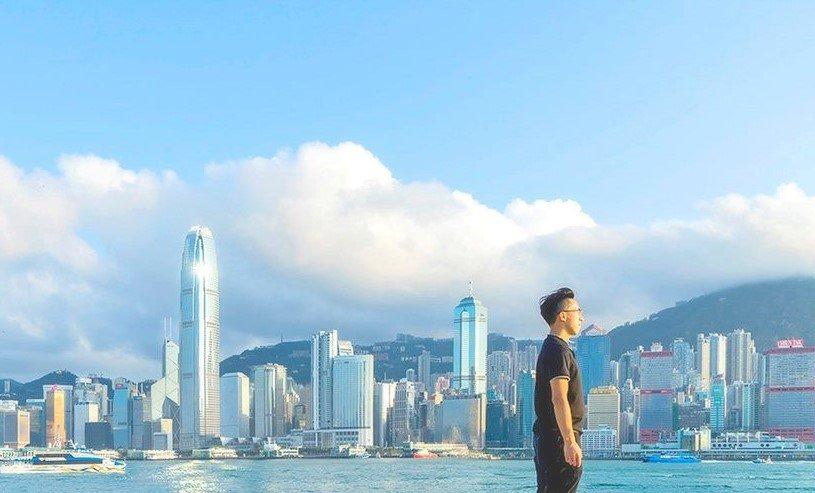 「遊香港必看的部落格」 他筆耕十年只為築夢