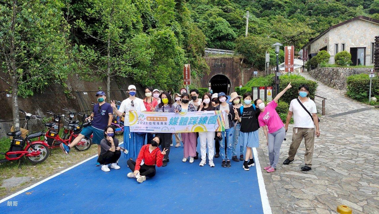 騎享台灣 重新遇見被疫情耽誤的山海美景