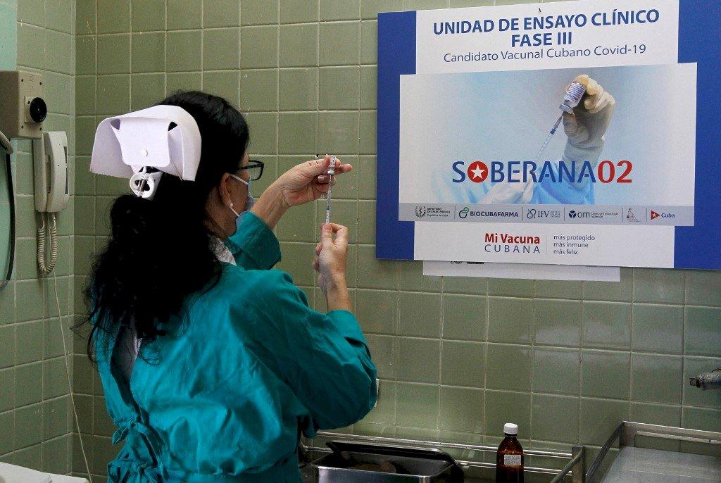 世界第一 古巴為2歲以上幼童接種COVID-19疫苗