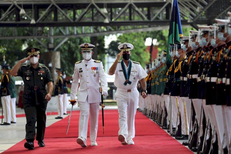 共同防禦條約70周年 美印太司令訪菲強化同盟