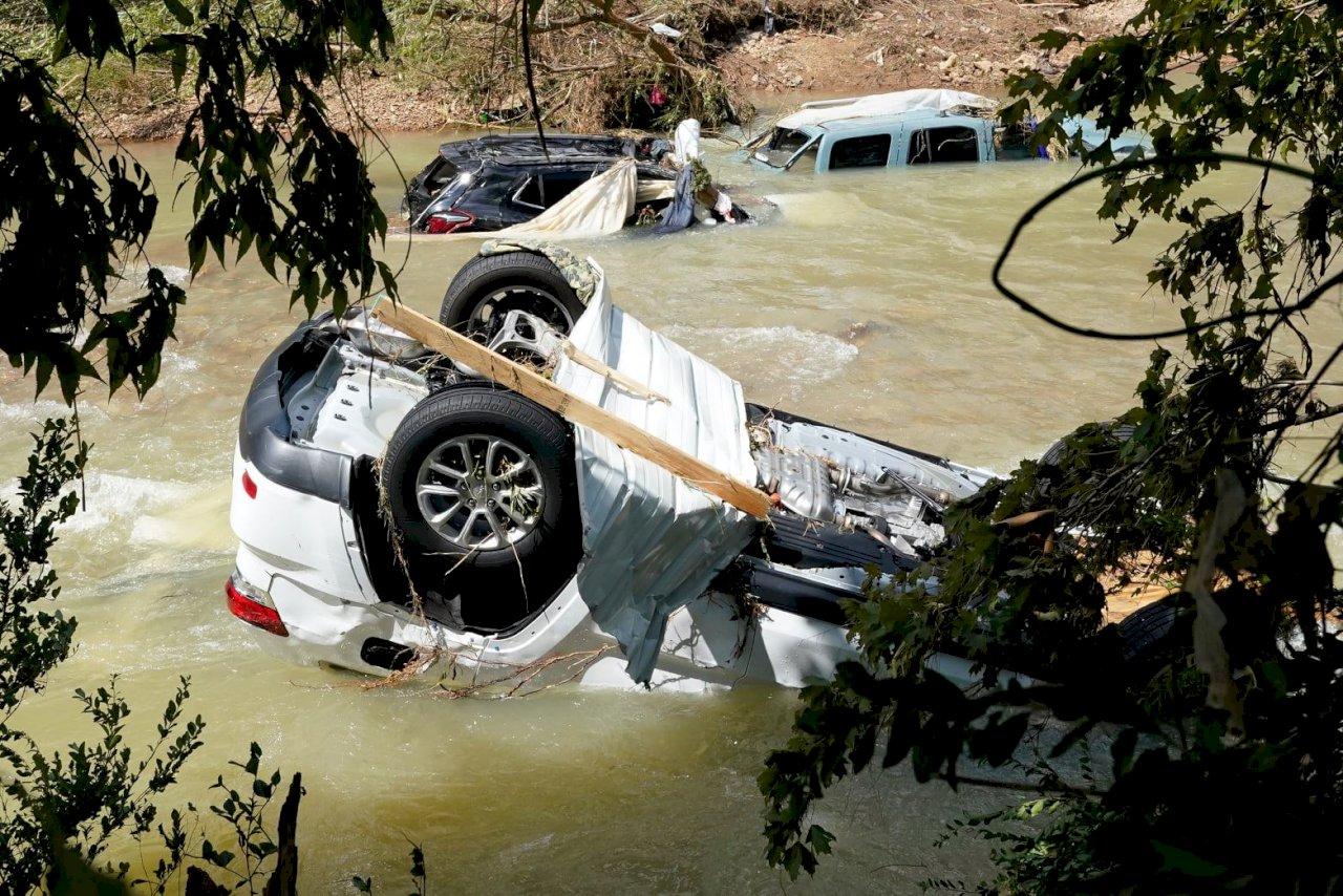 美田納西州破紀錄暴雨釀洪災 至少22死50失蹤