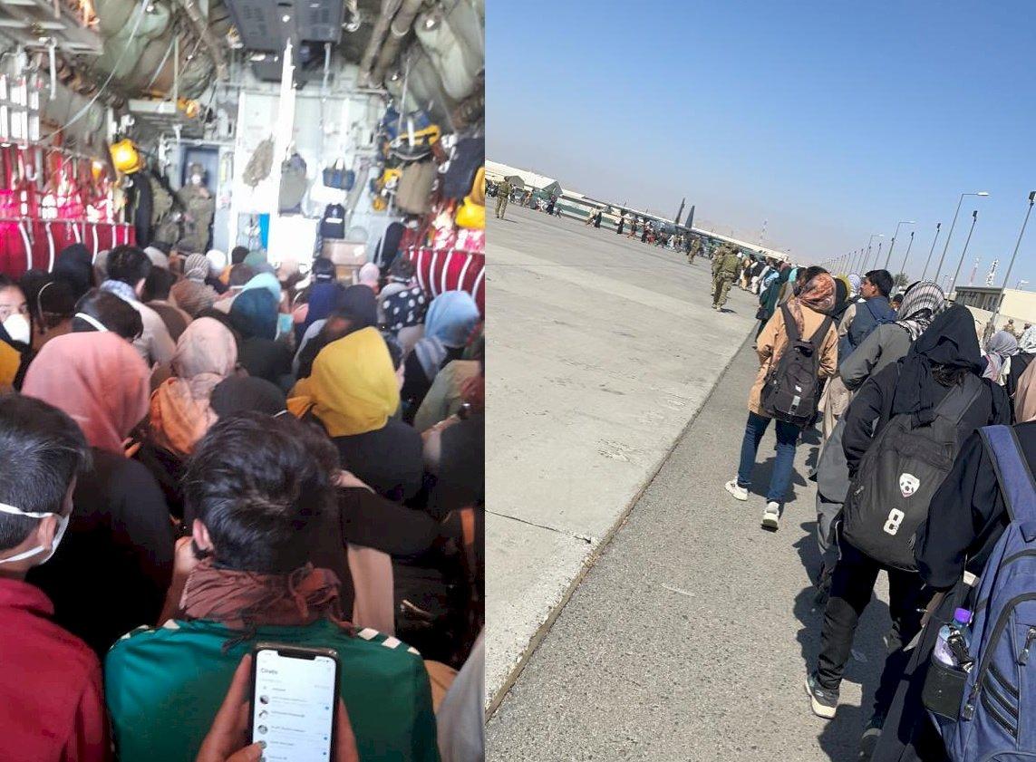 逃離塔利班奔向自由 阿富汗女足隊員成功撤離