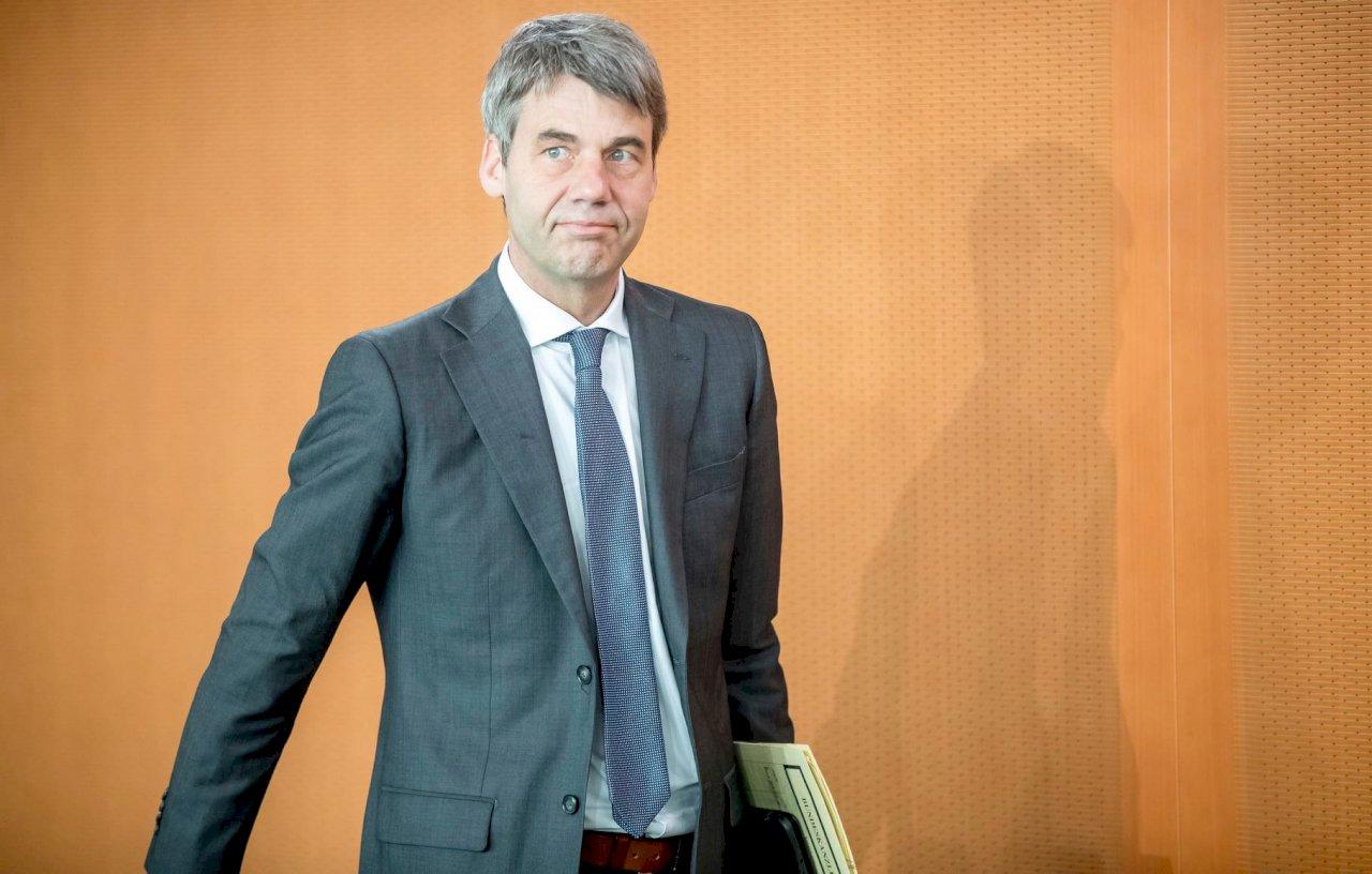 德國駐北京大使賀岩 上任2週驚傳辭世