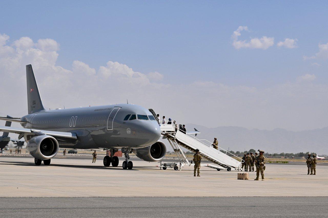 阿富汗仍有1500名美國公民 布林肯強調撤離無期限