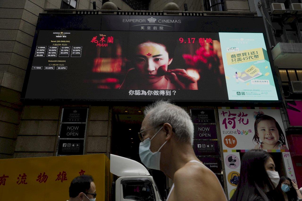 香港電影鐵幕落下 藝術創作自由遭箝制