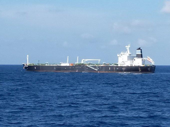 油輪非法裝載柬埔寨石油遭扣押 柬國尋求印尼遣返