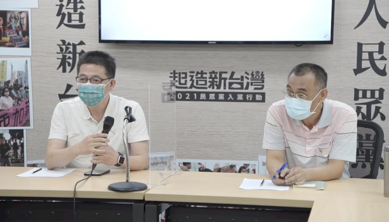 韓國瑜心腹任民眾黨媒體總監 黃文財:負責重大議題處理
