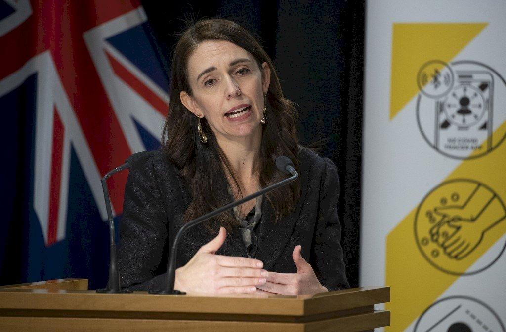 美助澳洲建核潛艦 阿爾登:不解除核潛艇進紐西蘭水域禁令