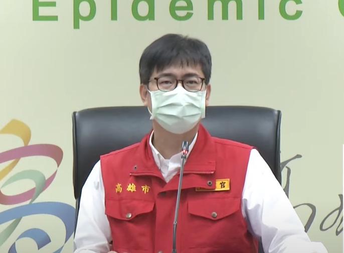 高雄境外移入4成染Delta病毒 陳其邁:加強邊境與社區篩檢