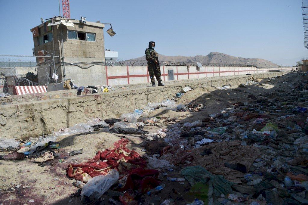 喀布爾自殺攻擊 中俄同聲譴責