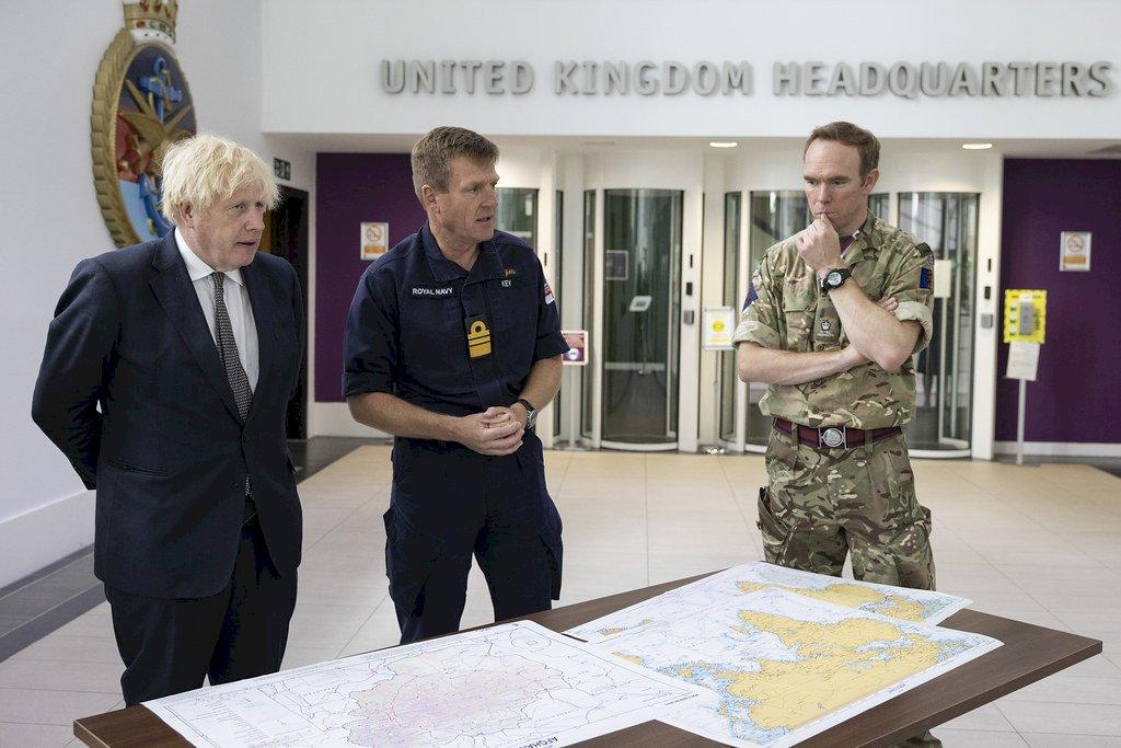英國:自阿富汗撤離已逾1萬3000人