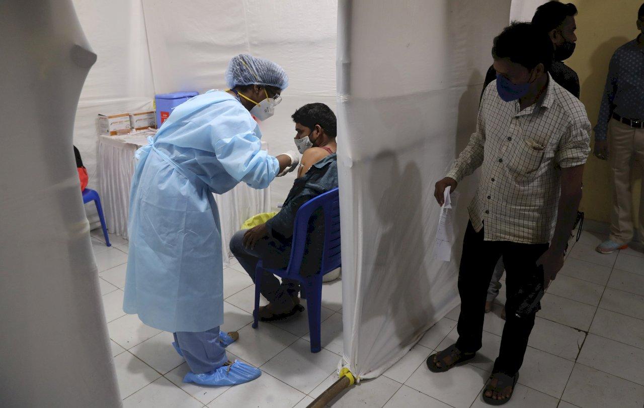 印度研究:打過一劑疫苗 染疫者存活率逾96%