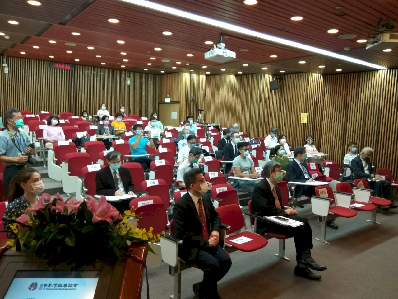 「臺灣腦庫協會」成立 陳建仁期許幫助病友、照顧國人腦健康