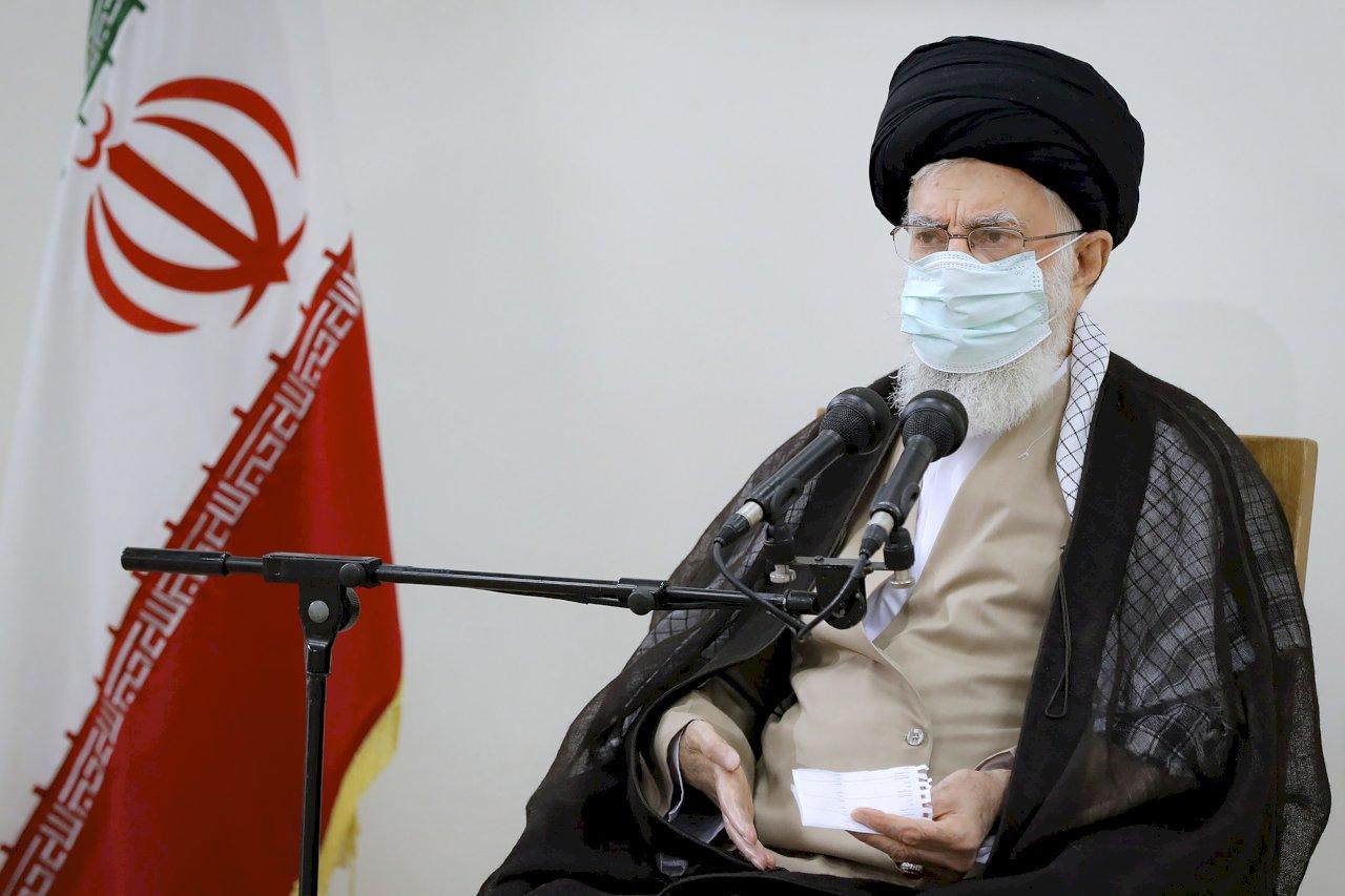 伊朗最高領袖:拜登提出的核子要求 與川普沒兩樣
