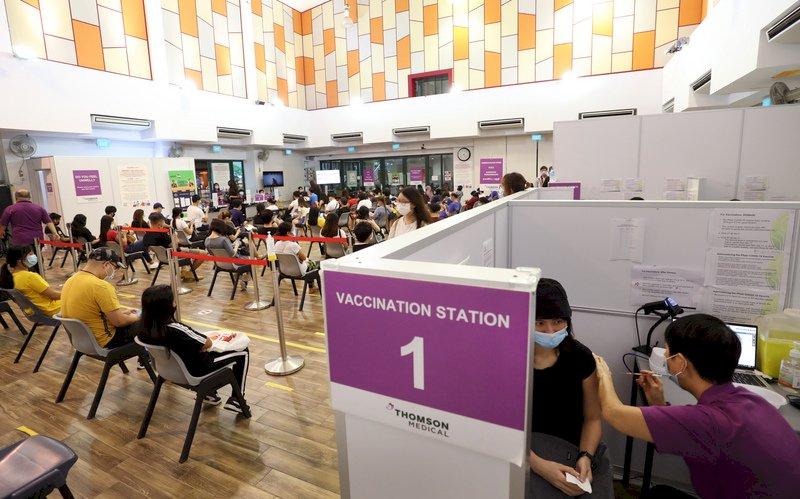 繼科興後 新加坡開放民眾自費打中國國藥疫苗