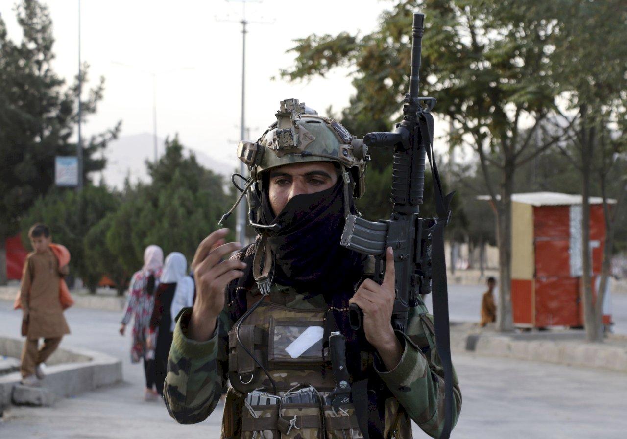 塔利班保護喀布爾機場安全 土耳其總統態度冷淡