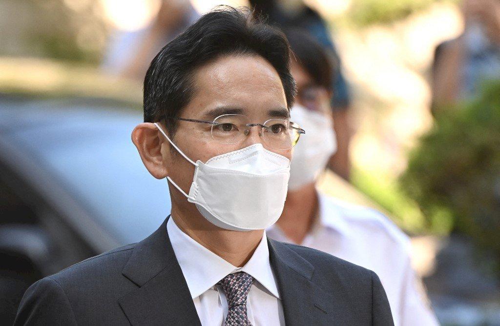 李在鎔提前重返三星管理崗位 南韓總理表態支持