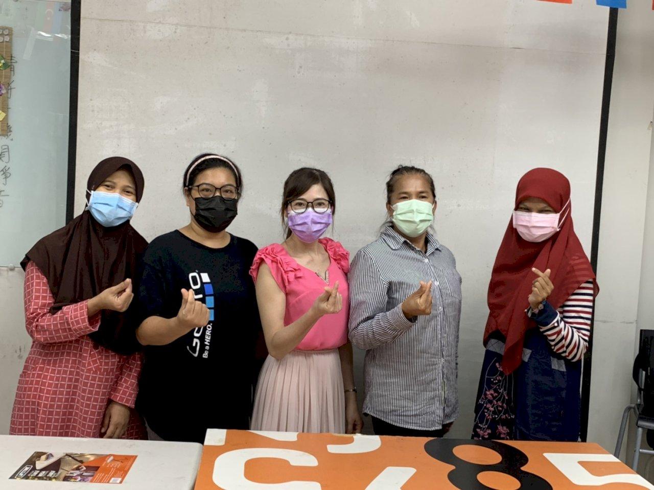 移民署籲「三不」防非洲豬瘟 邀4新住民姊妹母語宣導