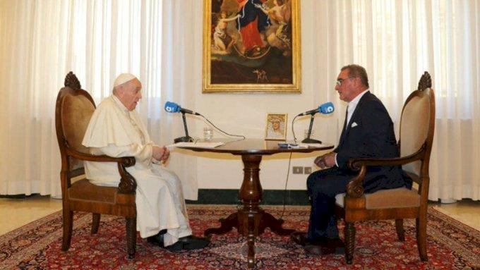 教廷與中國達成協議 教宗:與中對話有其必要