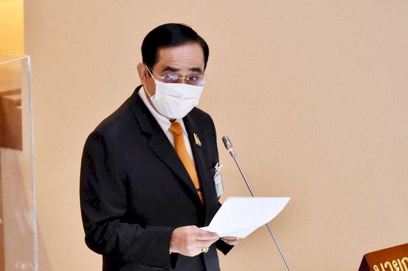 泰國總理逃過不信任案 更多反政府示威將登場