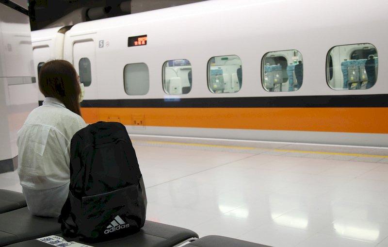 颱風璨樹襲台 高鐵12日全線正常營運