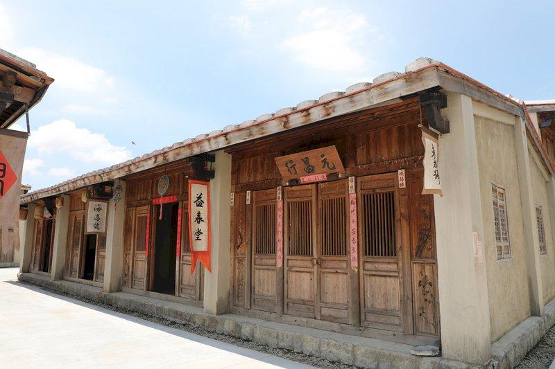台南斯卡羅拍片場景 限時限量開放參觀