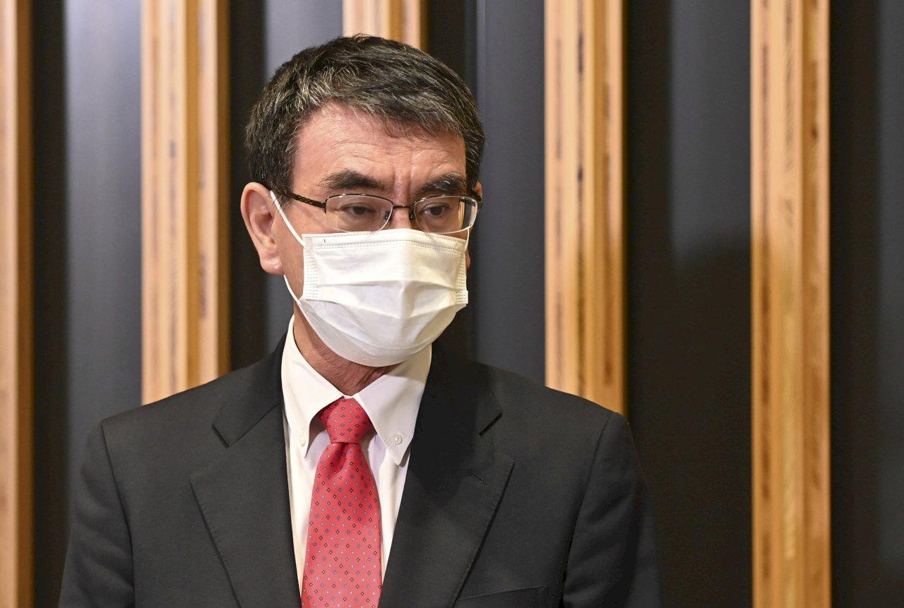 日本自民黨總裁選舉 河野太郎民調居於領先