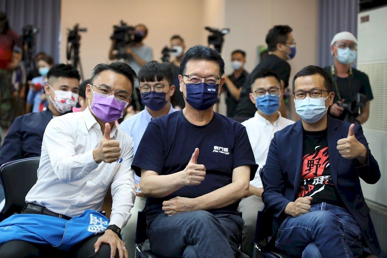 鼓勵青年化身戰鬥藍 趙少康:會有年輕人輔選計畫