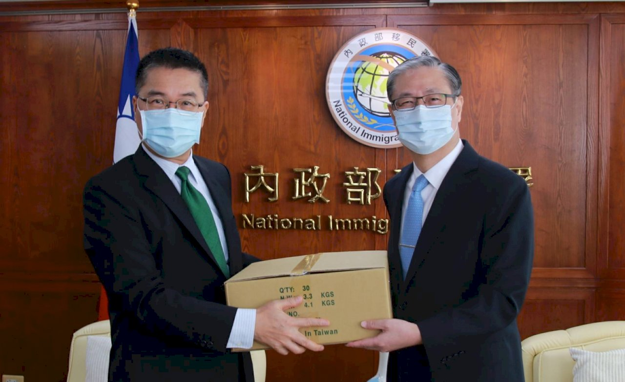 移民署2週抄1108公斤非法肉品 徐國勇感謝守護台灣