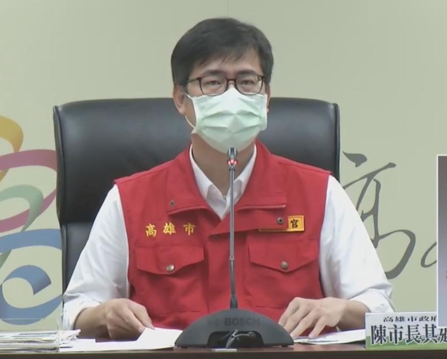 高雄校園防疫升級 陳其邁:幼兒園教職員每週公費快篩一次