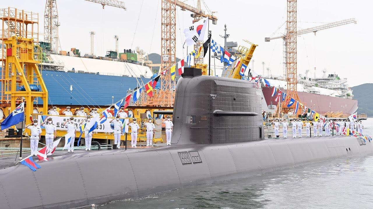 非擁核國首例 南韓潛射彈道飛彈水下試射成功