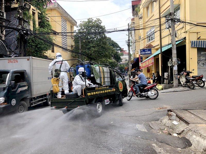 越南防疫面臨轉單危機  9成德企尋新供應商