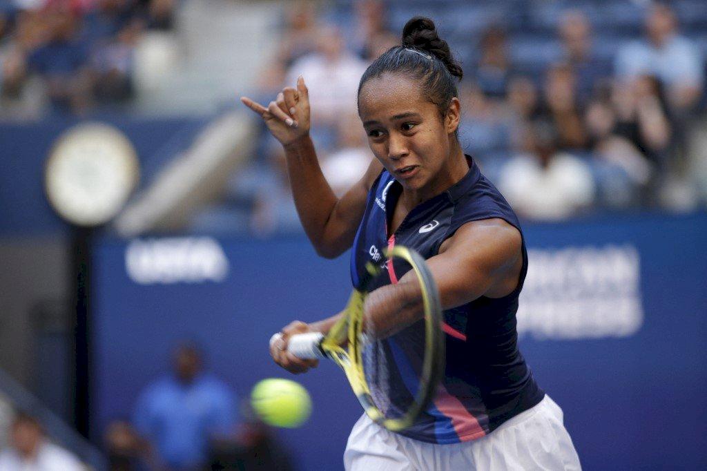 加拿大19歲小將費南德茲 挺進美網女單4強