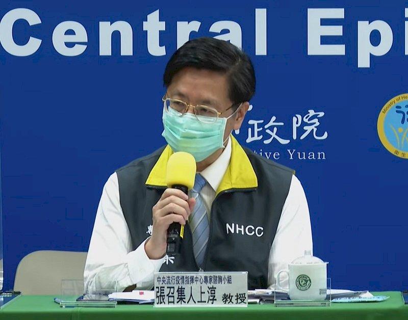 幼兒染疫致肺炎影響肺發育 張上淳:機率微乎其微