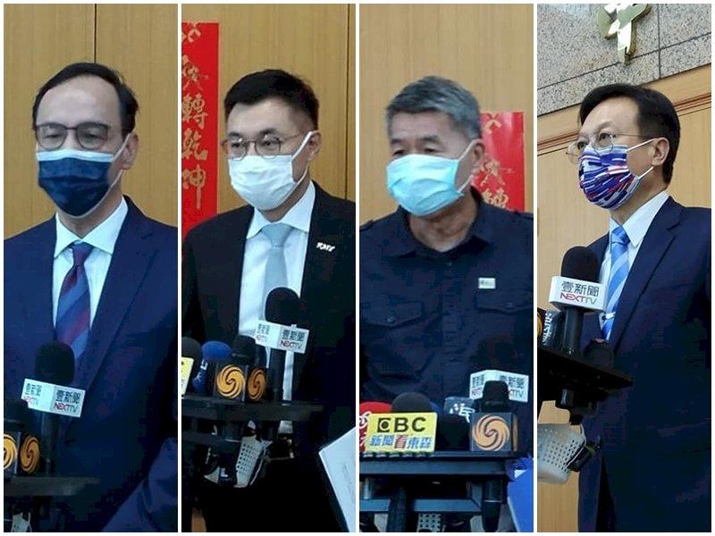 棄江保朱傳聞 朱陣營:黨員會自主判斷 基層對走偏鋒感到焦慮