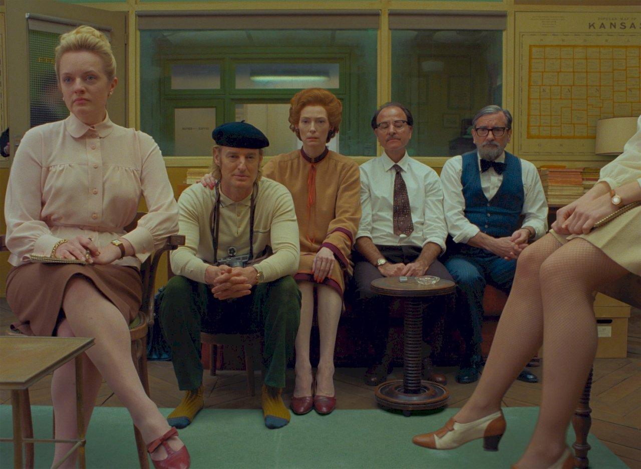 名導威斯安德森《法蘭西特派週報》  金馬影展搶先放映