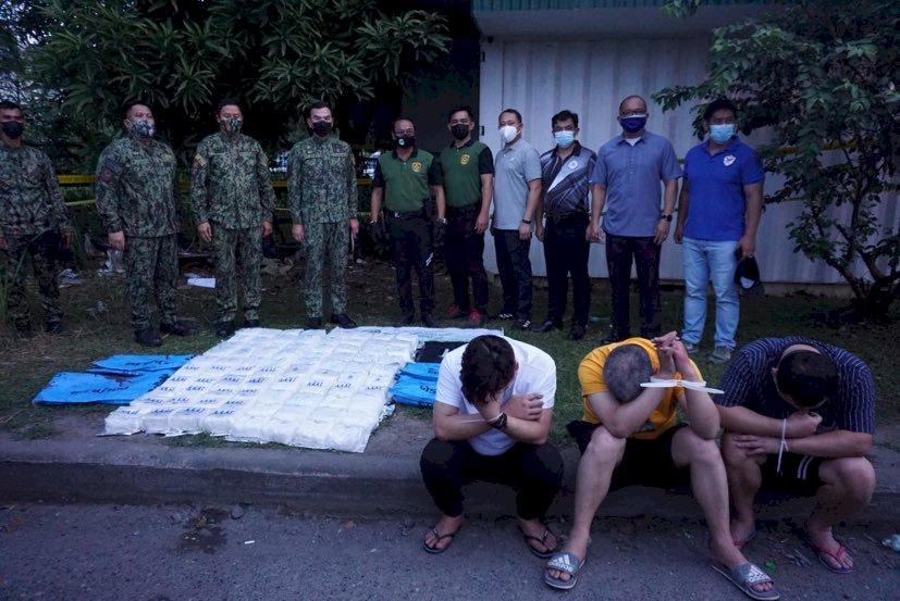 菲警掃毒射殺4名中國嫌犯 杜特蒂:我感到遺憾