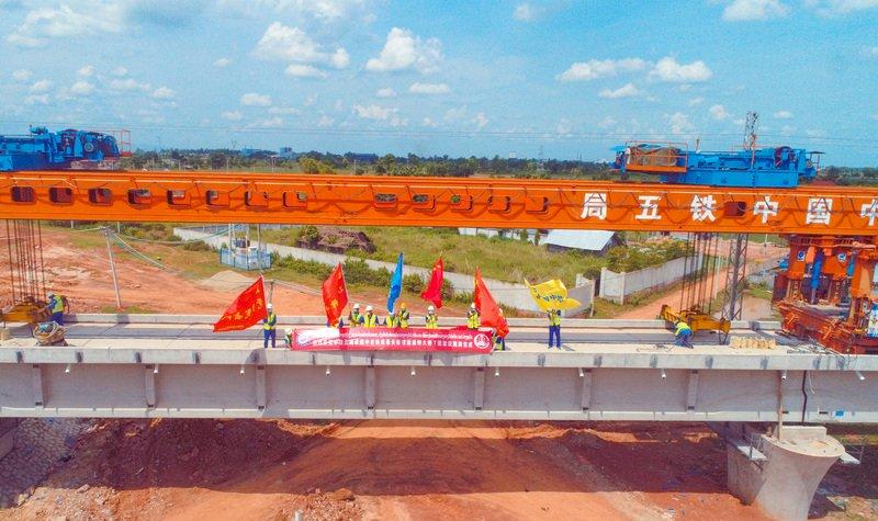 中國對外承包工程 2020年簽約7兆元