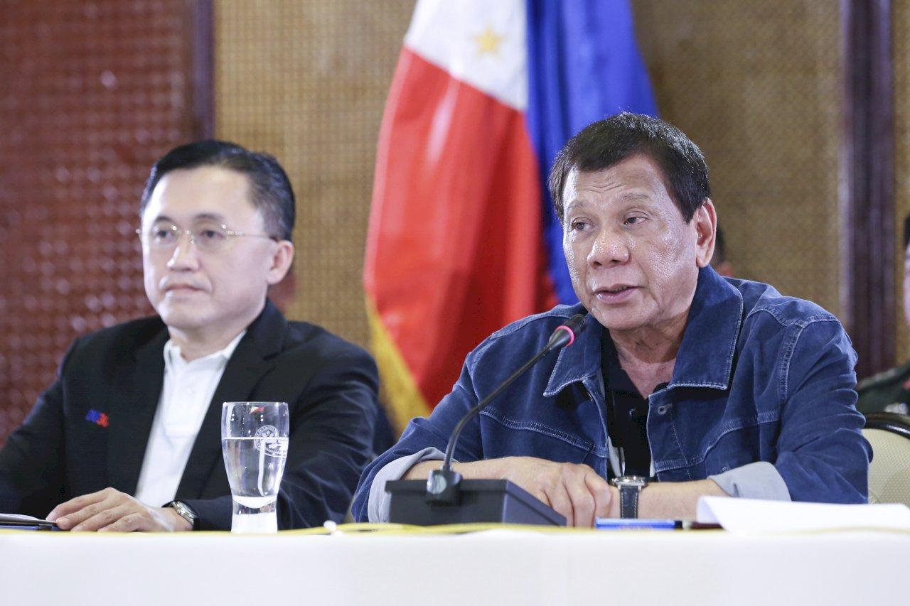 菲律賓執政黨提名杜特蒂為副總統候選人