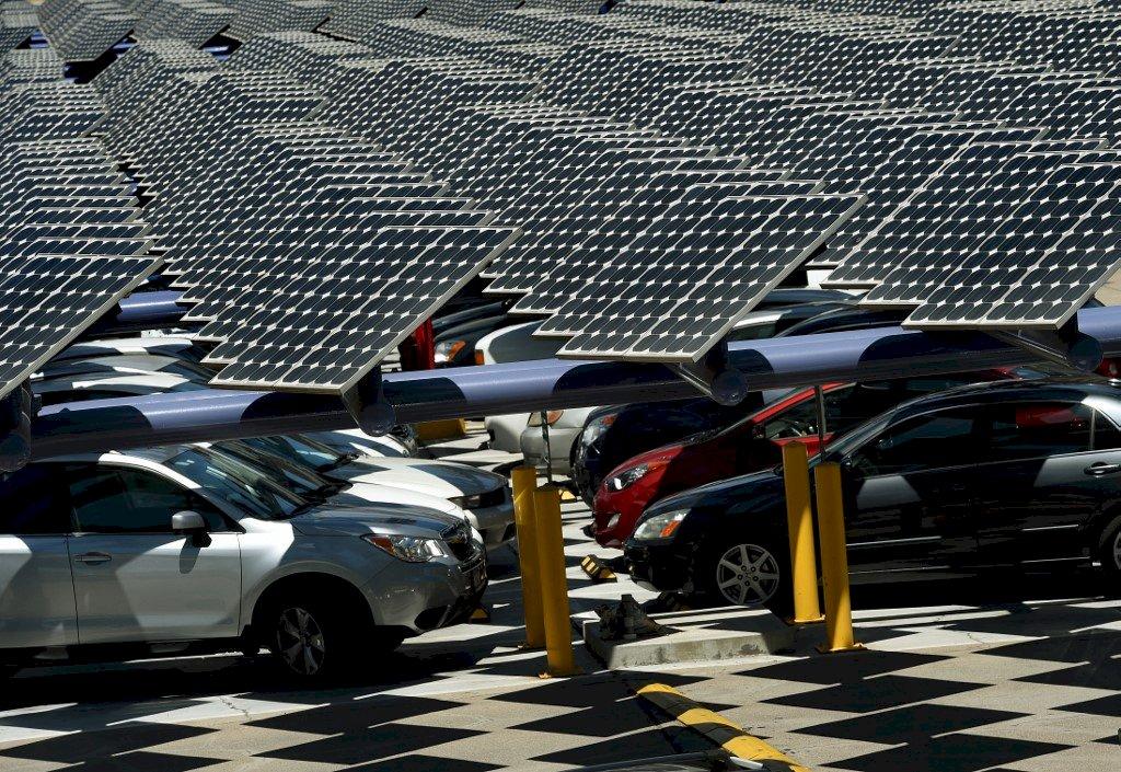拜登政府目標 2050年前太陽能佔全美供電45%