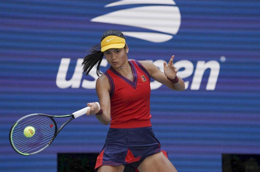 美網史上首位 英18歲女將拉杜卡努會外賽打進4強