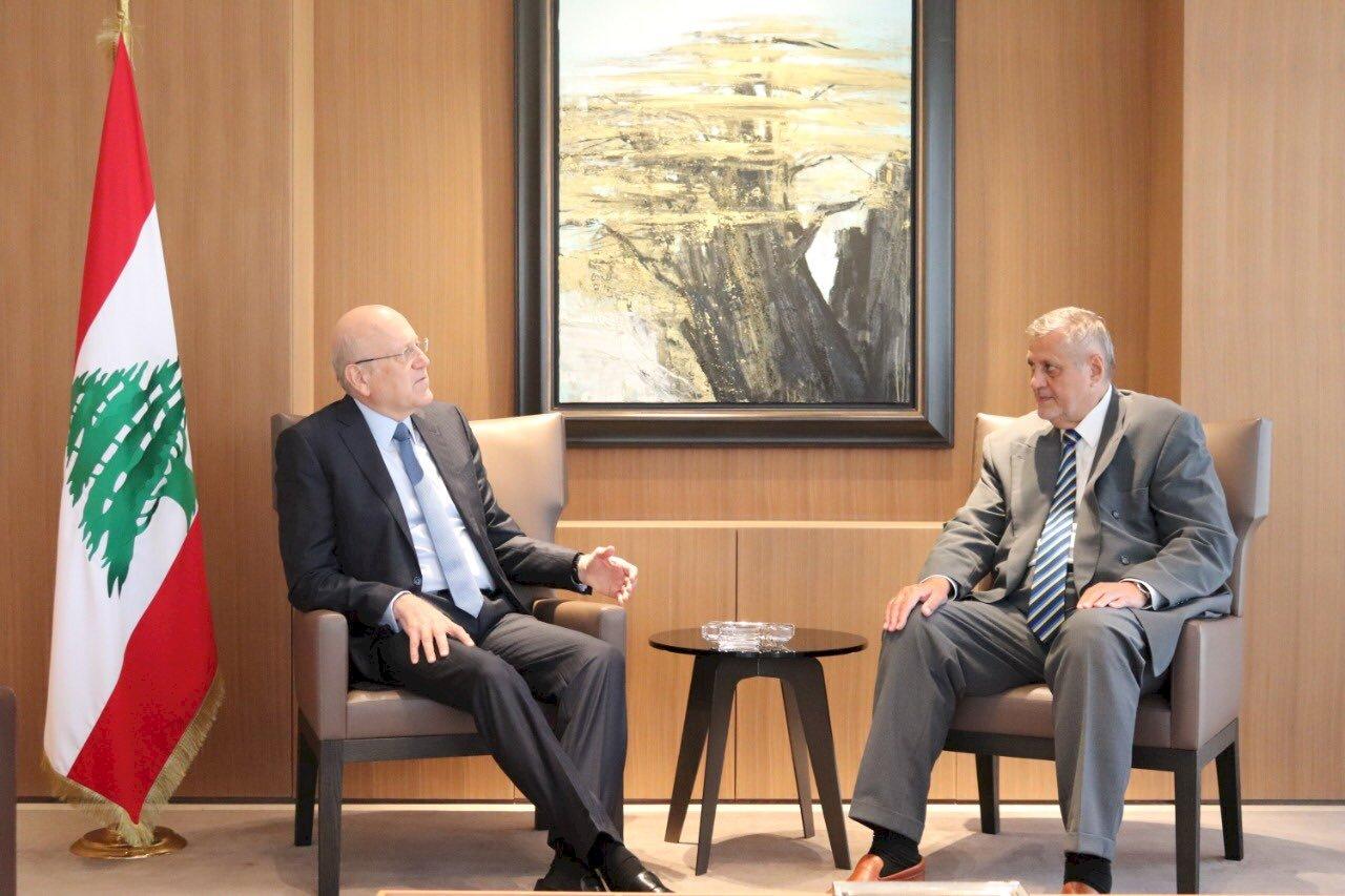 黎巴嫩同意組成新政府 因應經濟崩潰