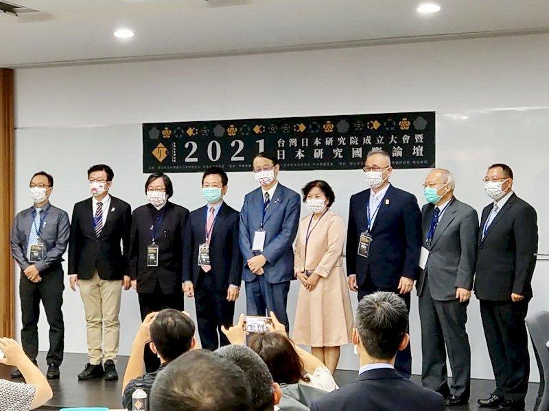 台灣日本研究院今成立 總統期許培育日本研究人才