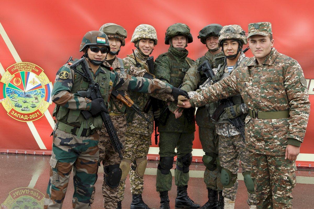 俄羅斯白俄羅斯大規模軍演 北約高度關切