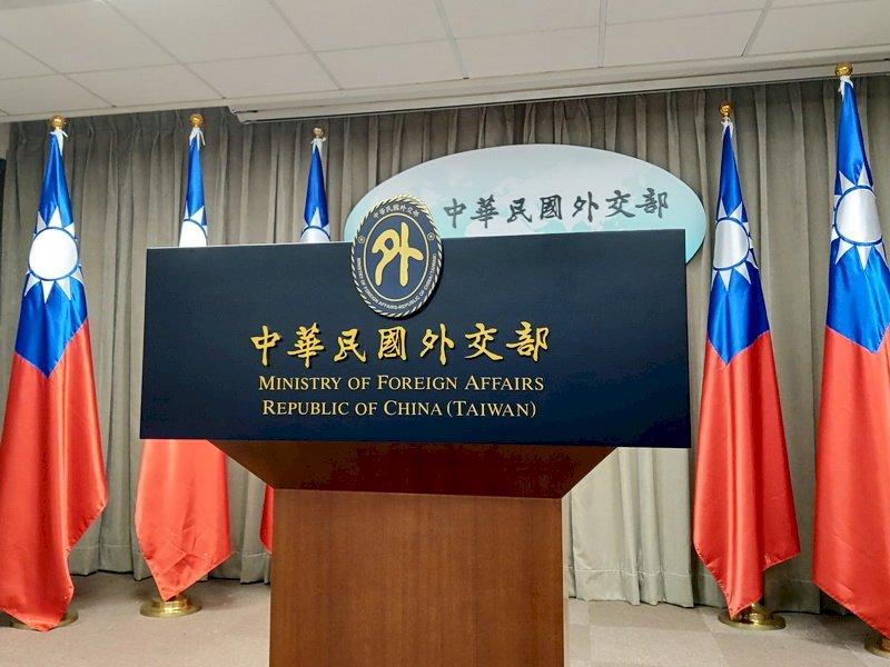 傳華府考慮駐美處更名為台灣  外交部:沒有評論