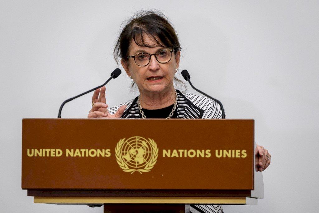 別斷阿富汗銀根 聯合國特使:給塔利班一個機會
