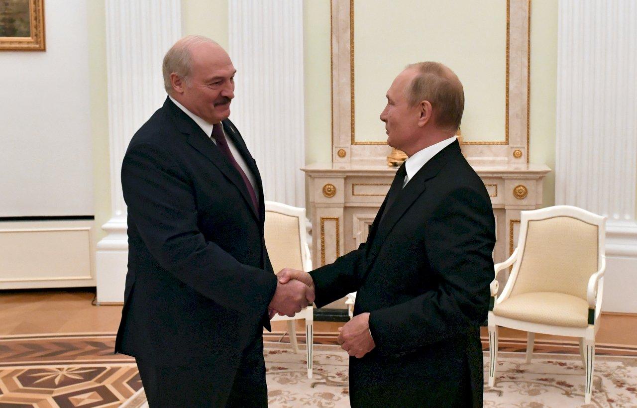 俄國白俄同意深化能源與經濟整合 共抗西方制裁