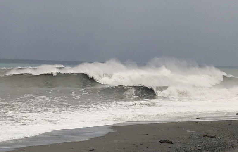 颱風璨樹襲台 土石流黃色警戒240條分布宜花東