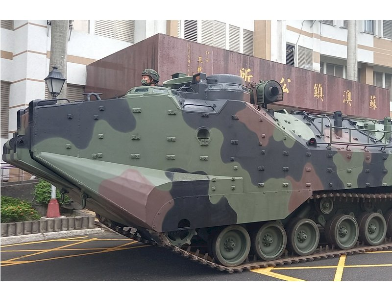 璨樹颱風來襲 國軍可隨時依令投入災防任務