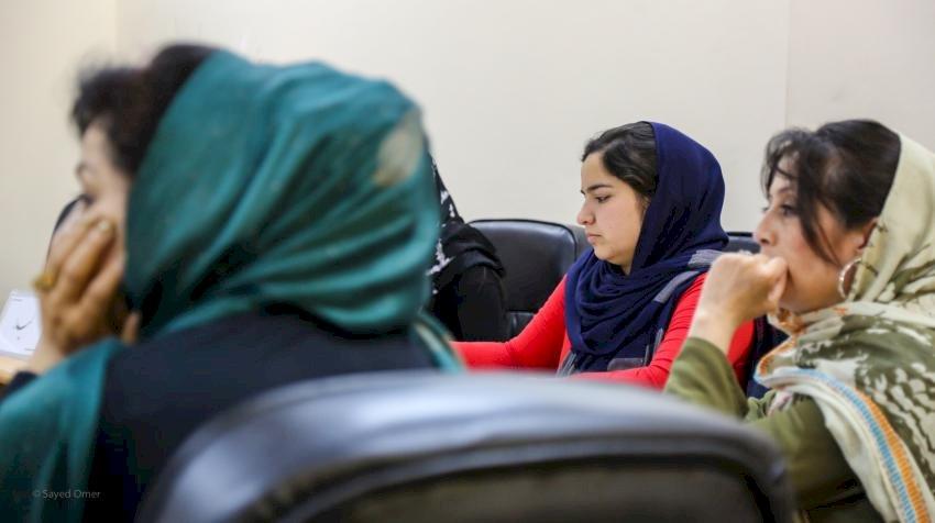 塔利班:女性可上大學學習 但必須分開教室上課